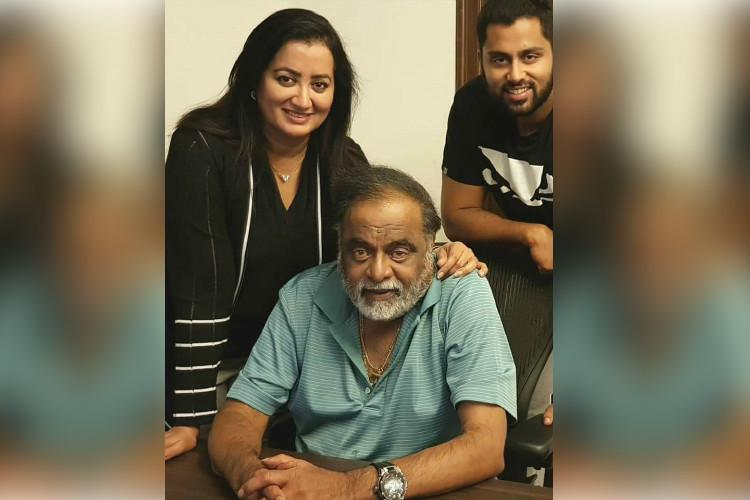 Actor Ambareesh offers advice to son who is set to make debut