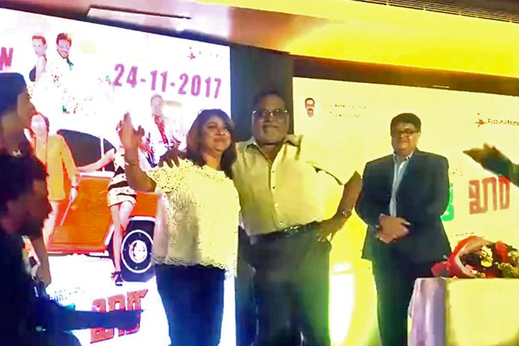 Absent Ambareesh Ktaka MLA dances at music event but barely goes to Assembly