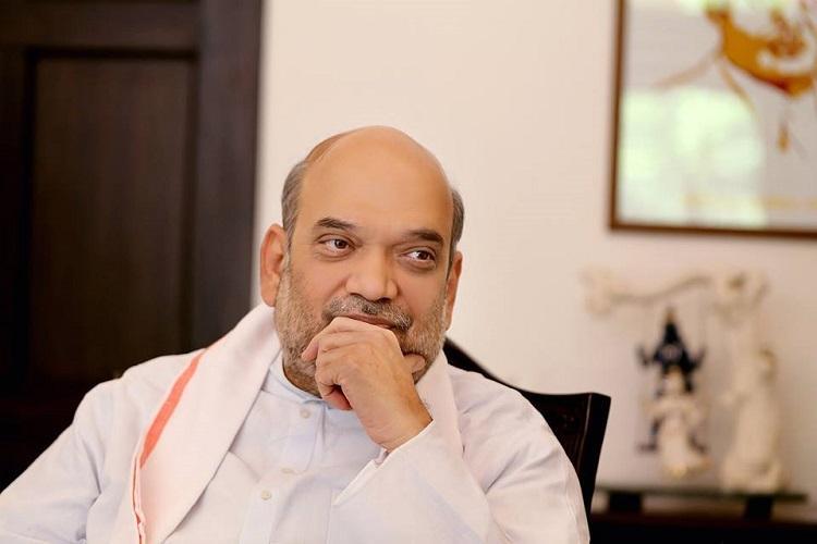 Andhra CM Naidu deserves award for political betrayals says Amit Shah