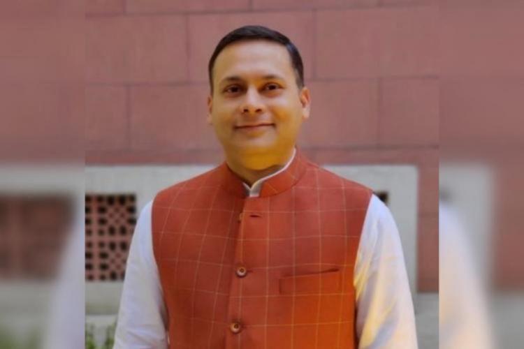BJP IT cell chief Amit Malviya