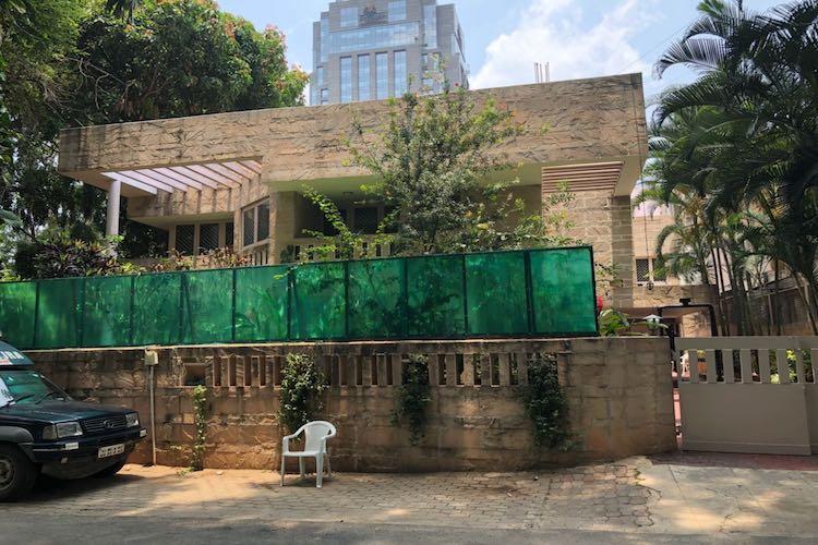 The Bengaluru villa which is the nerve centre for Amit Shahs Mission Karnataka