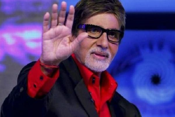 Bring out spirit of brotherhood Amitabh Bachchan seeks relief for Gaja-hit TN