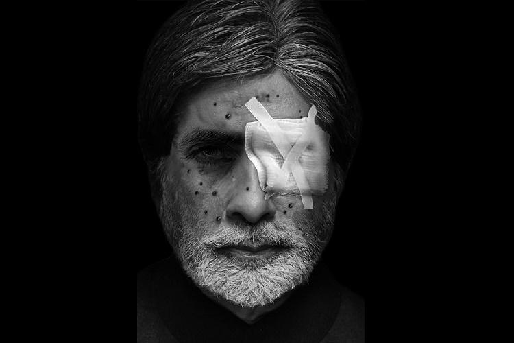 India Cant See campaign morphs pellet wounds into celebrity faces to highlight Kashmiris plight