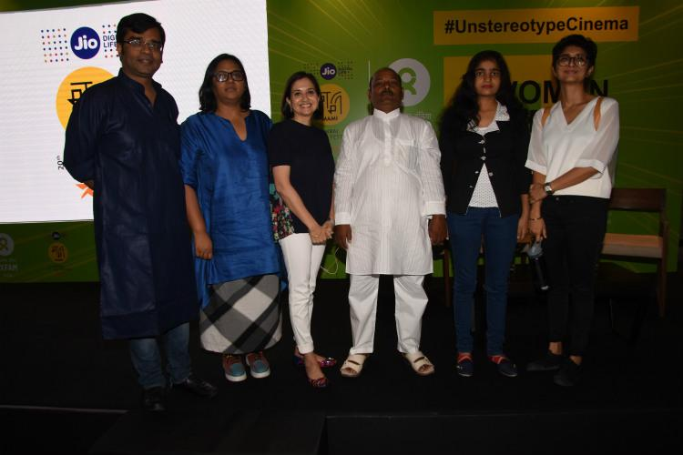 At Oxfam MAMI Brunch women in film industry open up about gender equality