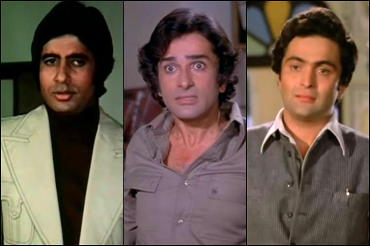 Do all brown guys look the same BBC shows Amitabh Rishi instead of Shashi Kapoor