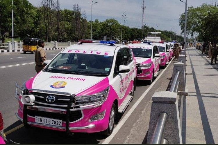 Amma Patrol in Chennai launched to ensure safety of women and girls
