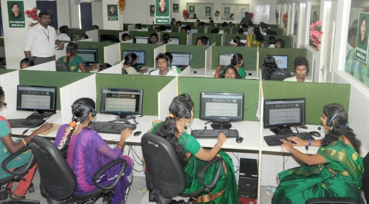 Another product for brand Amma TN govt launches call center