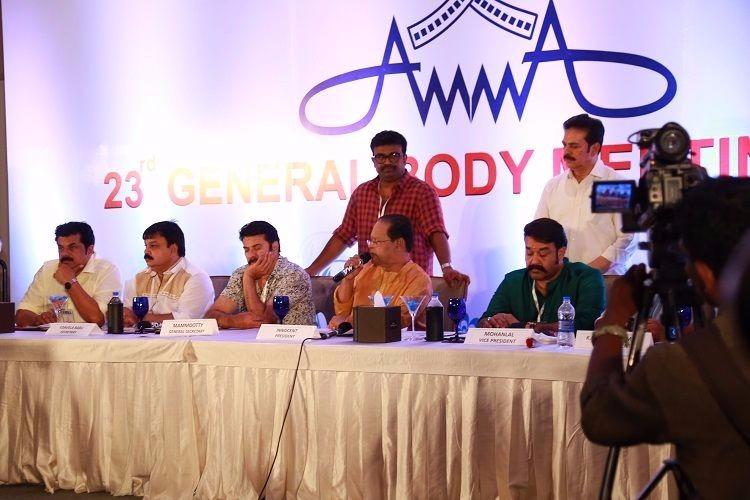 Now an AMMA scam IT dept traces irregularities in Kerala actors body