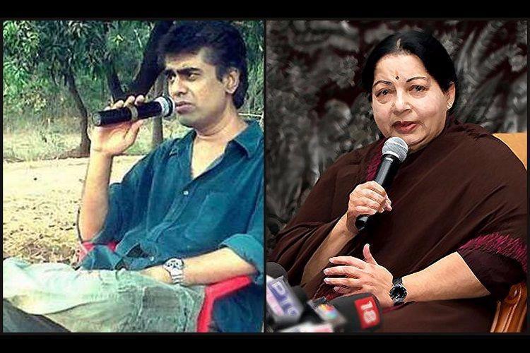 Owing to alleged life threats Faisal Saif shelves Jayalalithaa biopic