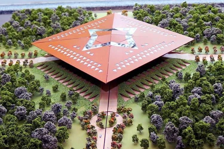 Andhra Pradesh: Assembly buildings to be in Kohinoor shape