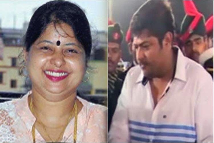 Amrutha Sarathy is lying Jayalalithaas nephew Deepak Jayaramans counter petition