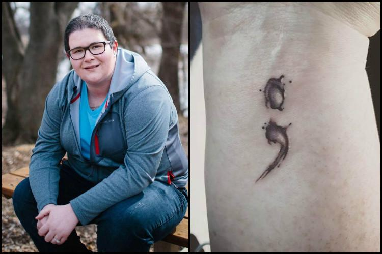 Your story will live on Scores mourn death of Project Semicolon founder