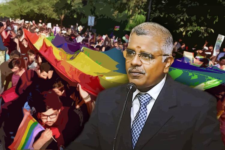 A Madras HC judge fought his own prejudices before landmark LGBTQIA order