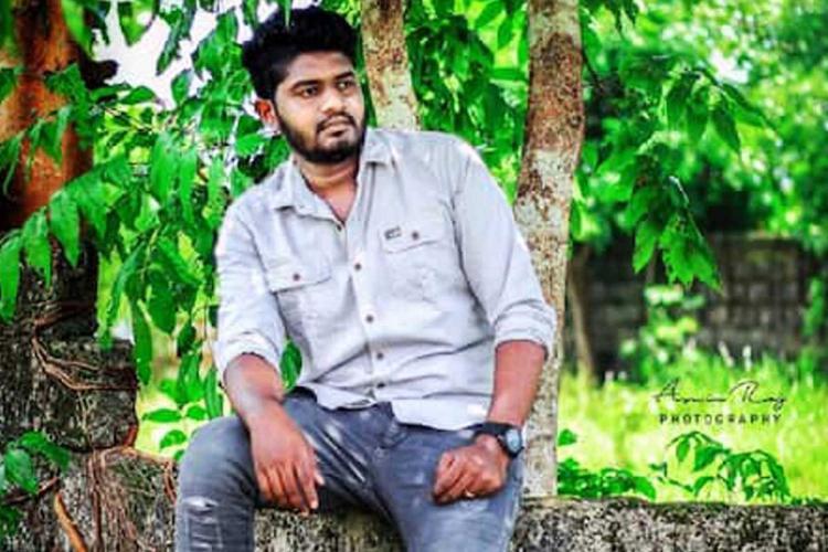 Ananthu Vijayan winner of Kerala thiruvonam bumper lottery