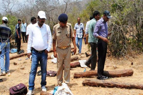 Chittoor encounter Andhra SIT likely to file closure report citing lack of evidence