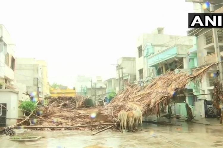Cyclone Fani hits east coast: Odisha & Andhra worst affected, Bengal next