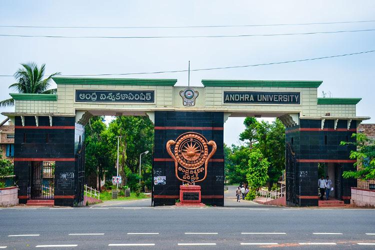 2 Andhra Uni profs accused of gender violence made to sign bond of Rs 1 lakh
