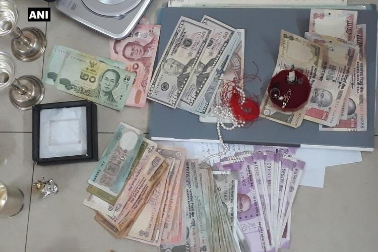 ACB raids Andhra babu unearths Illegal assets worth more than Rs 100 cr