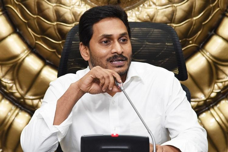 Jagan govt says no proposal to change Andhra capital from Amaravati