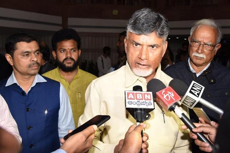 Vizag railway zone PM ensured revenue loss with Waltair division split says CM Naidu