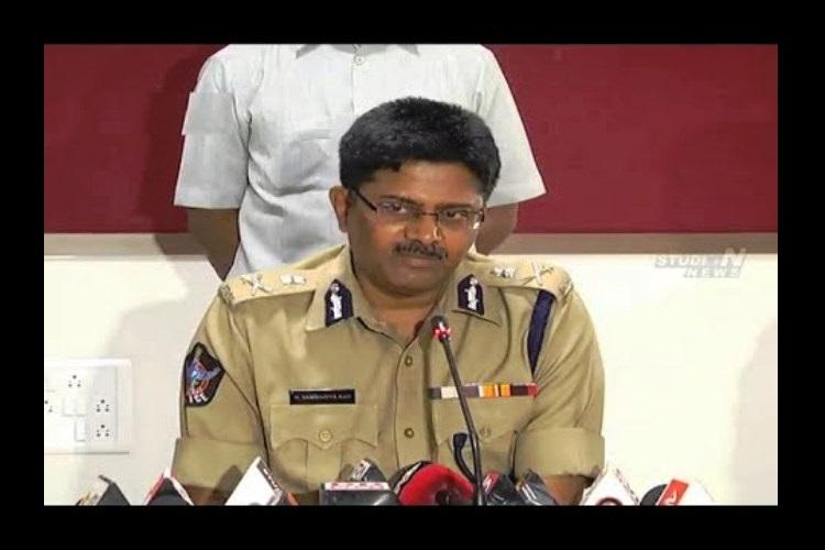 No permission for special status protest at Vizag beach says Andhra DGP