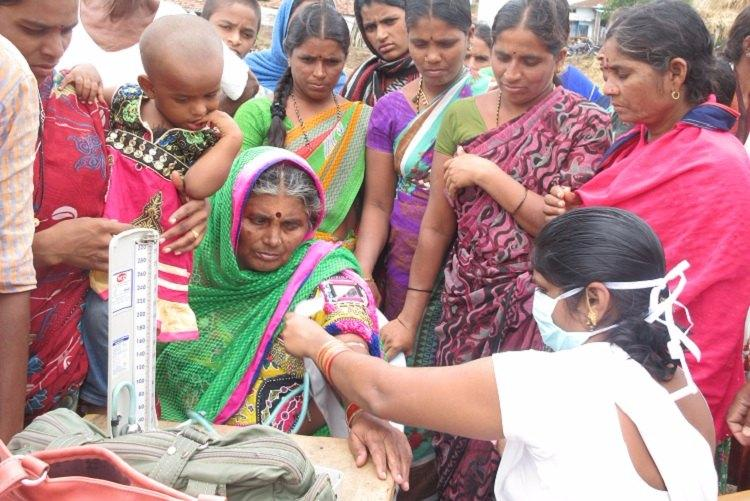 Whats ailing this tribal hamlet in Telangana 40 people hospitalised for food poisoning