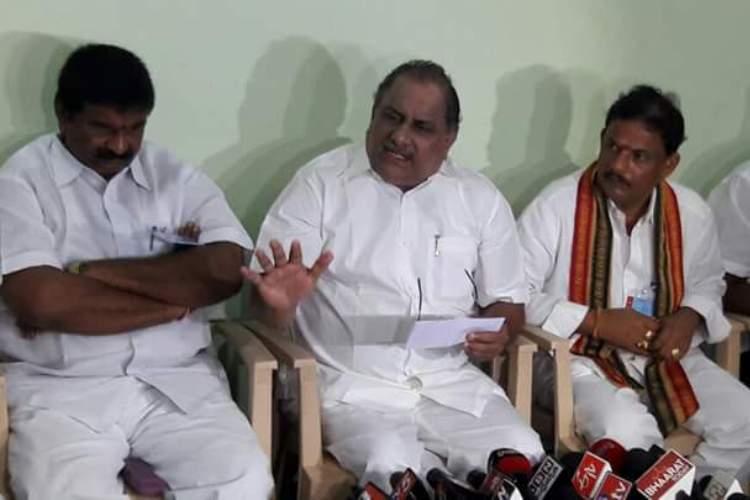 Andhras Kapu stir to restart as caste leader announces five-day Padayatra in November