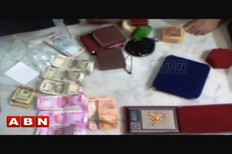 ACB raids crorepati Andhra district official Illegal assets at Rs 30 crore and counting