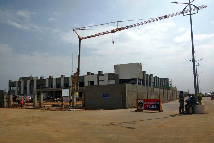 As administration shifts to Amaravati Andhras new capital enters execution phase