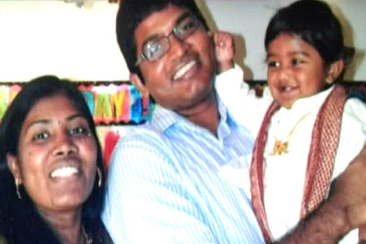 US allows slain Andhra techies husband to attend funeral even as family accuses him of murder