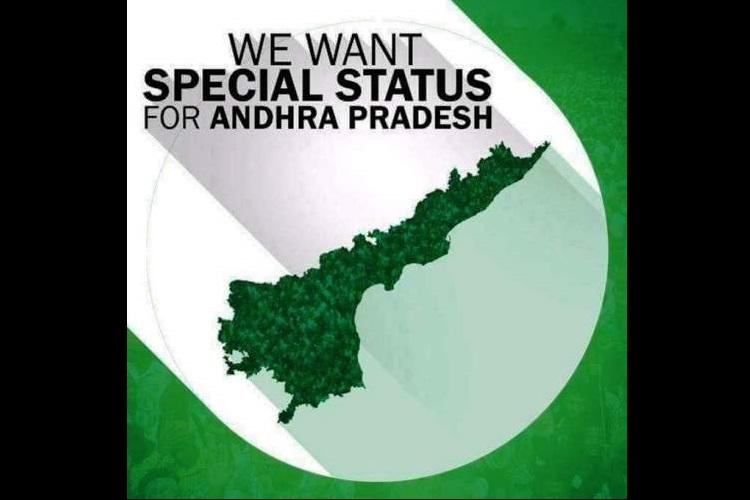 Andhra youngsters mobilise on social media gear up for special status protest at Vizag