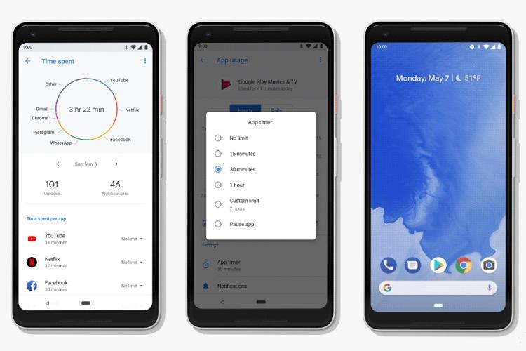 Google launches Android P Beta with consumer-centric OS updates