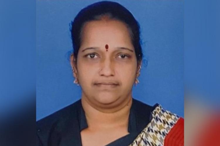 Kamala an anganwadi worker in Bengaluru