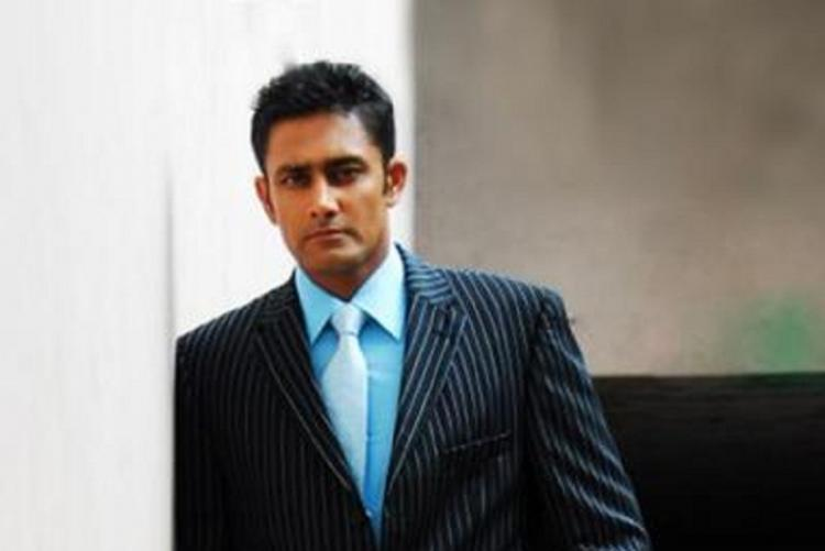 Anil Kumble joins the race for Indian cricket teams chief coach