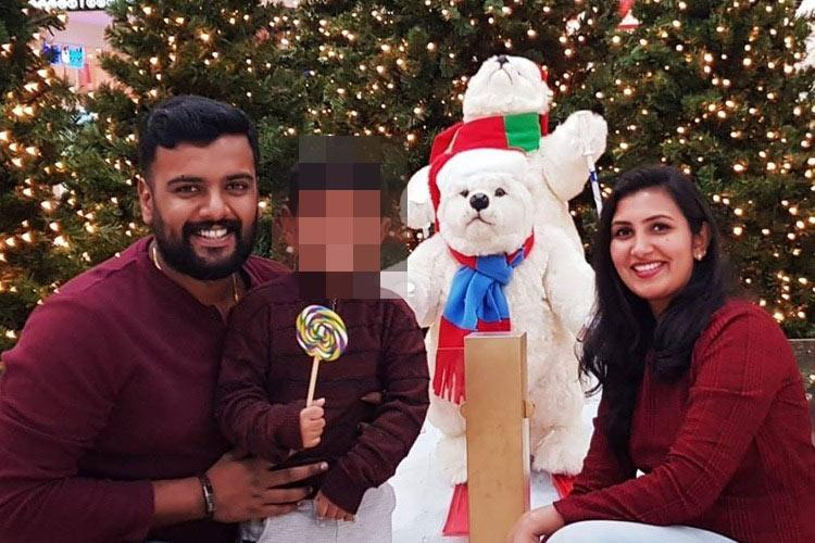 Malayali man in UAE saves wife from fire dies of burn injuries a week later