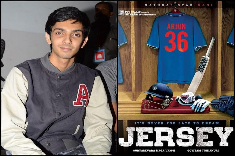 Anirudh starts composing for Nanis Jersey