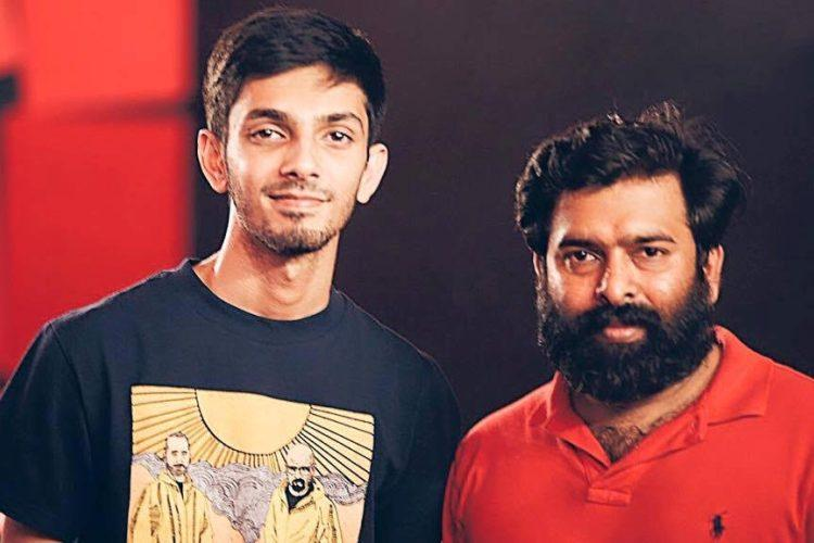 Santhosh Narayanan records a song by Anirudh for upcoming Remo