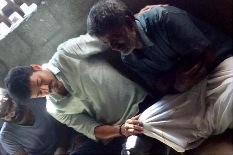 Actor Vijay visits family of Anitha student who committed suicide over NEET