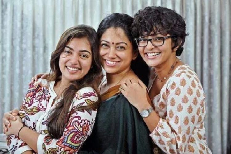 Actor Nazriya set to make a comeback with Anjali Menon film