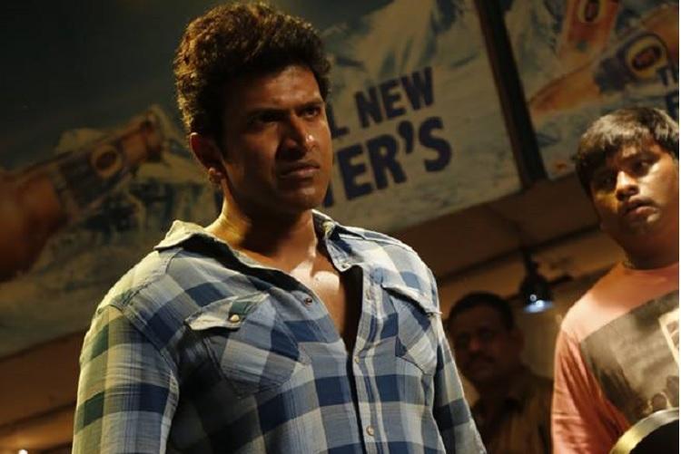 Screenings of Puneet Rajkumars Anjaniputra stayed till January 2