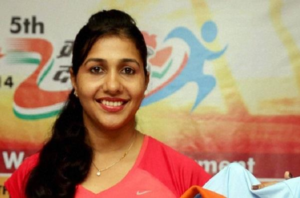 Sportspersons cant be defeated by politics Anju Bobby George quits as President of Kerala Sports Council
