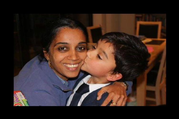 Kidnapped by estranged British husband Kerala woman gets back son after legal battle