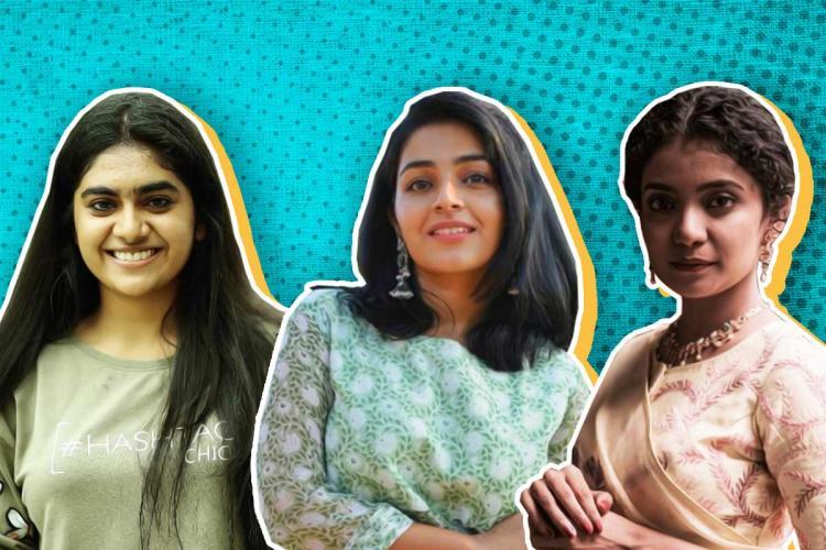Nimisha Sajayan, Rajisha Vijayan, Anna Ben in story about new Malayalam women stars
