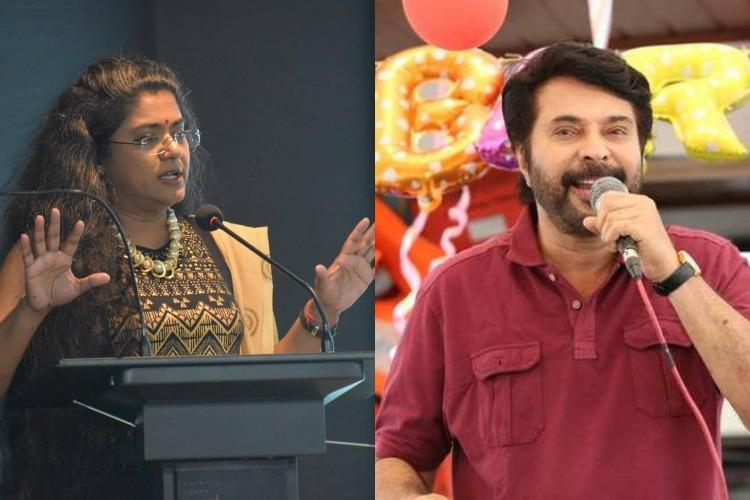 Abused for her review of Mammoottys Ganagandharvan critic Anna Vetticad responds