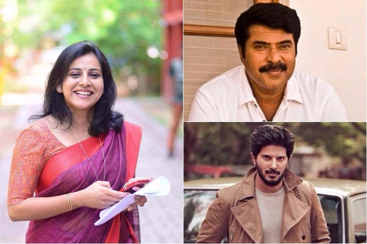 Ugly face of misogyny Anna Rajan abused for saying Mammootty could play father role