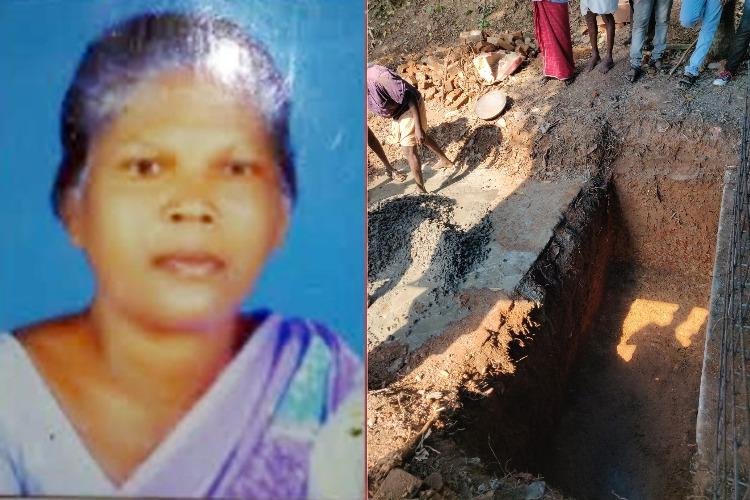 Finally 75-yr-old Kerala womans body buried one month after her death