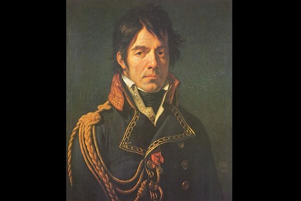 Baron Larrey Napoleonic inventor of ambulances triage and MASH