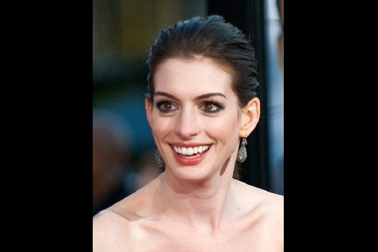 Bodies change no shame in it Anne Hathaway says to everyone whos been body-shamed