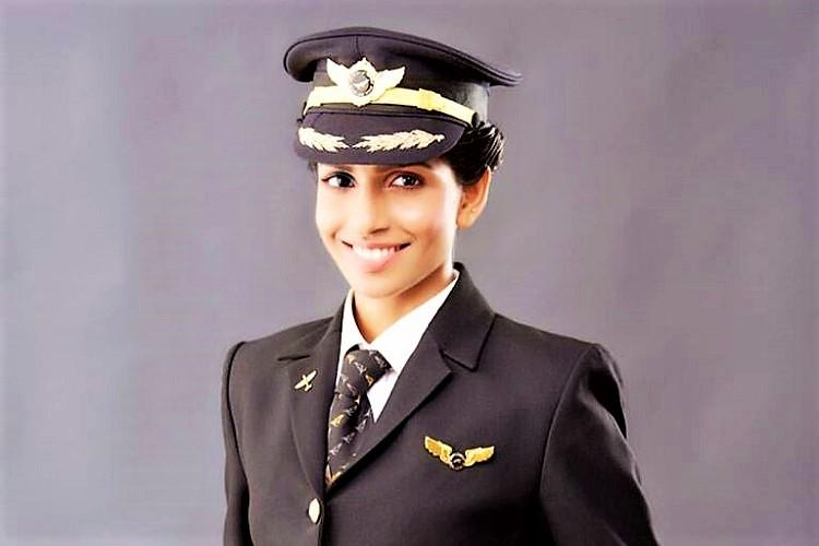 From Vijayawada to the world Meet Indias youngest female commander of a Boeing 777