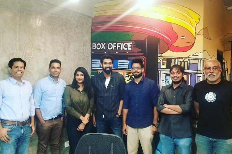 Anthill Ventures Suresh Productions select 6 startups for Anthill Studio programme